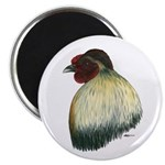 Mapuche Rooster Magnet