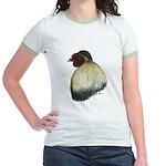 Mapuche Rooster Jr. Ringer T-Shirt