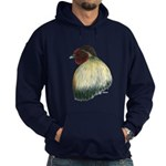 Mapuche Rooster Hoodie (dark)