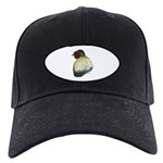 Mapuche Rooster Black Cap