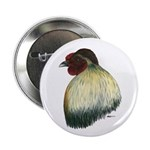 "Mapuche Rooster 2.25"" Button"