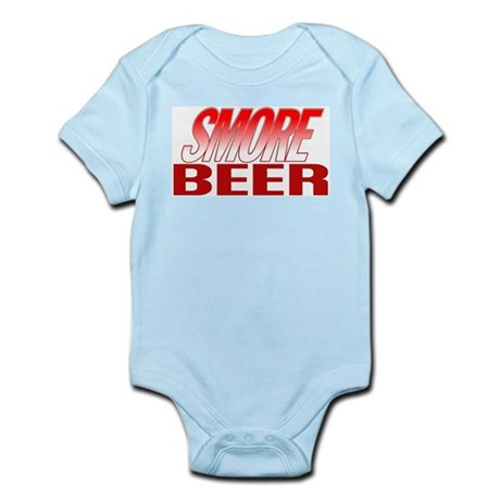 SMORE BEER Infant Creeper