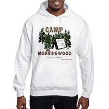 Camp Morning Wood Adult Hoodie