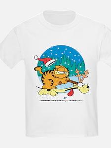 Odie Reindeer T-Shirt