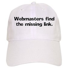 Webmasters find the missing Baseball Cap