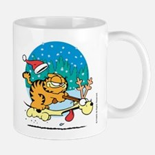 Odie Reindeer Mug