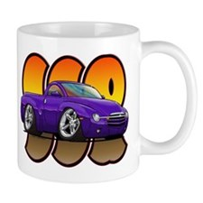 Purple SSR Mug