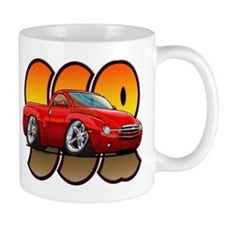 Red SSR Mug