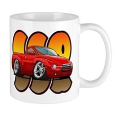 Red SSR Small Mug