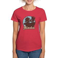 Alaska Moose Tee