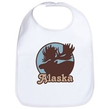 Alaska Moose Bib