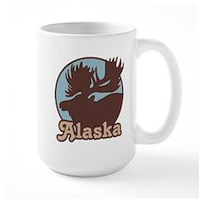 Alaska Moose Mug