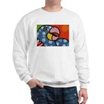 Tropical Parrot Sweatshirt
