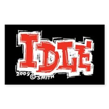 Idle Rectangle Decal