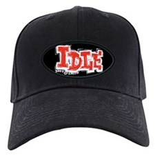Idle Baseball Hat
