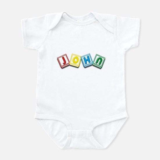 John Infant Bodysuit