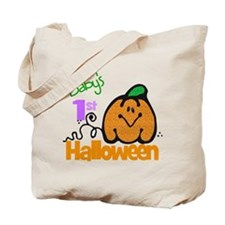 Baby's 1st Halloween Tote Bag