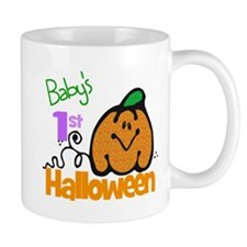 Baby's 1st Halloween Mug