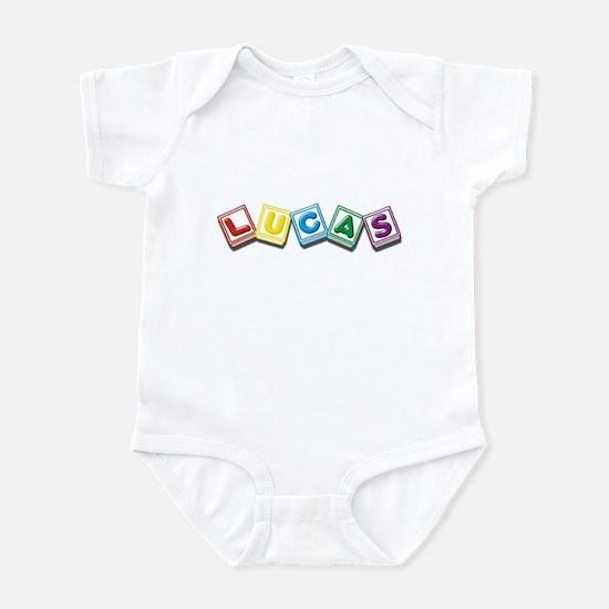 Lucas Infant Bodysuit