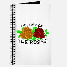 Cool Rose bowl Journal