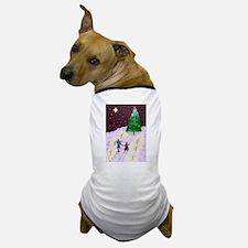 Cute Wheelchair Dog T-Shirt