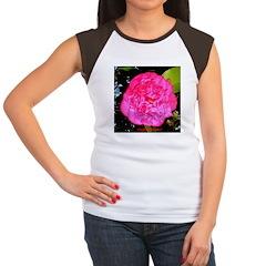Deflower Me! Women's Cap Sleeve T-Shirt
