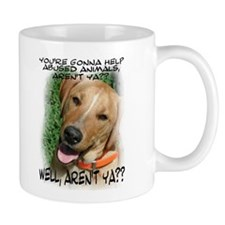 You're Gonna Help?? 2-sided Mug
