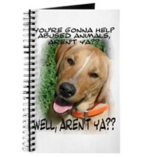 You're Gonna Help?? Journal