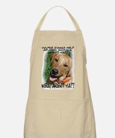 You're Gonna Help?? BBQ Apron