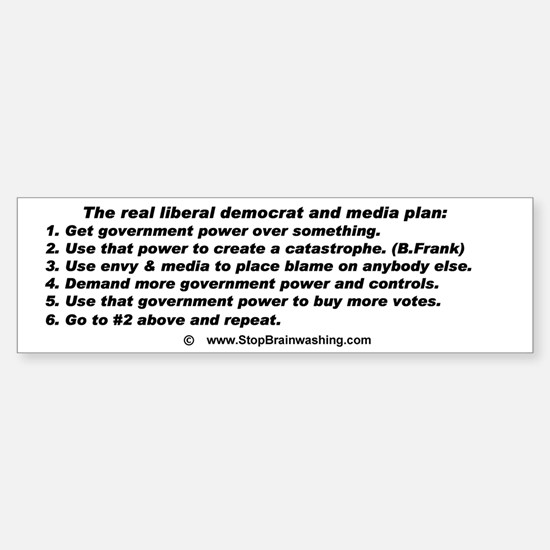 The democrat PLAN