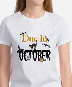 Due In October Tee
