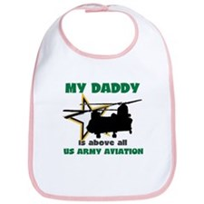 Cute Sisters on the fly Bib