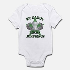 Jumpwings green Body Suit