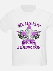 Jumpwings purple T-Shirt