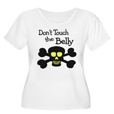 Don't Touch the Belly T-Shirt