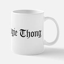 Blades Wedgie Thong Mug