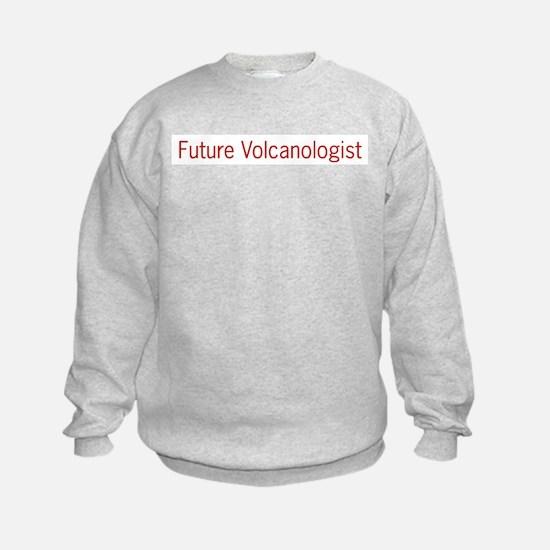 Future Volcanologist Sweatshirt
