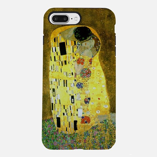 The Kiss Gustav Klimt iPhone 7 Plus Tough Case