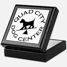 QC Dog Center Keepsake Box