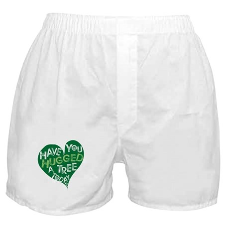 Have you Hugged a Tree Boxer Shorts