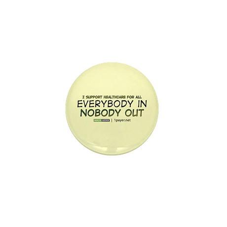 Health Care Reform Mini Button (100 pack)