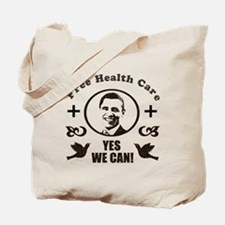 Obama Universal Health Care Tote Bag