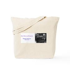 Firmin Swinnen Tote Bag