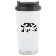 i'd tap that Stainless Steel Travel Mug
