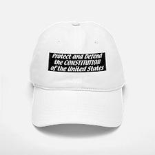 Constitutional Oath Baseball Baseball Cap