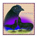 Sumatran Tile Coaster