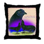 Sumatran Throw Pillow