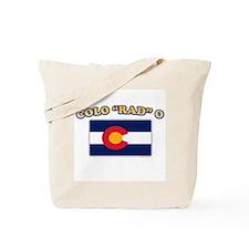 """Colo """"Rad"""" O Tote Bag"""