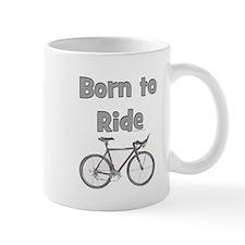 Funny Born run Mug
