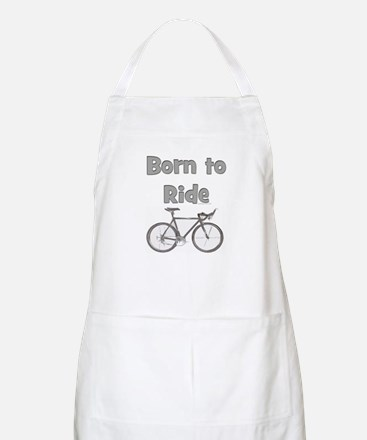 Born to Ride BBQ Apron